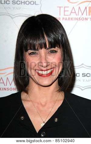 LOS ANGELES - MAR 7:  Constance Zimmer at the Raising The Bar To End Parkinsons Event at the Public School 818 on March 7, 2015 in Sherman Oaks, CA