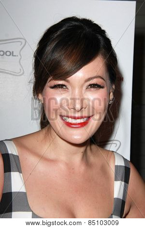 LOS ANGELES - MAR 7:  Lindsay Price at the Raising The Bar To End Parkinsons Event at the Public School 818 on March 7, 2015 in Sherman Oaks, CA