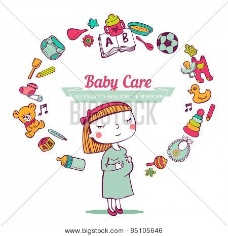 Baby Care frame