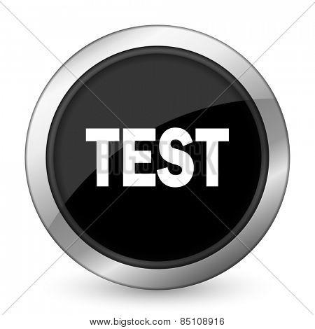 test black icon