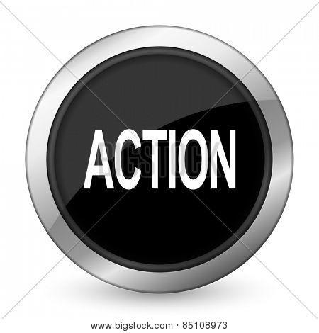action black icon