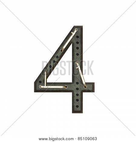 Number Technically, 4