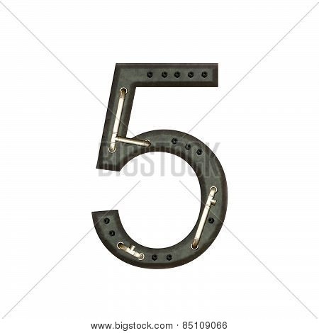 Number Technically, 5