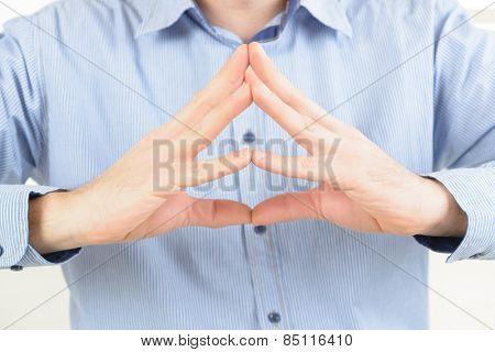 concentration hakini mudra a symbolic, healing or ritual gesture in Hinduism and Buddhism
