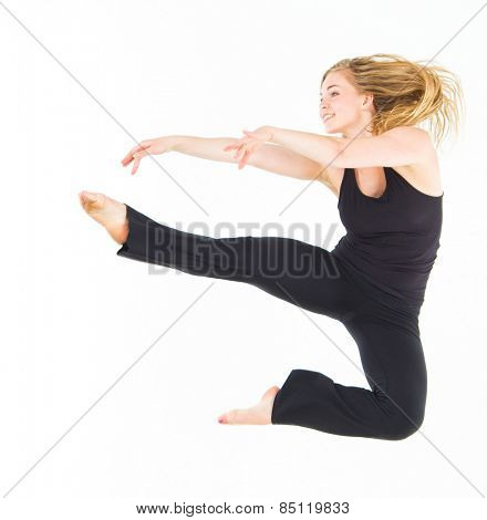Karate Ballet