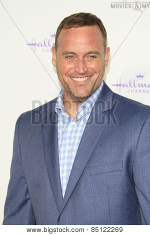LOS ANGELES - JAN 8: Matt Iseman at the TCA Winter 2015 Event For Hallmark Channel and Hallmark Movies & Mysteries at Tournament House on January 8, 2015 in Pasadena, CA
