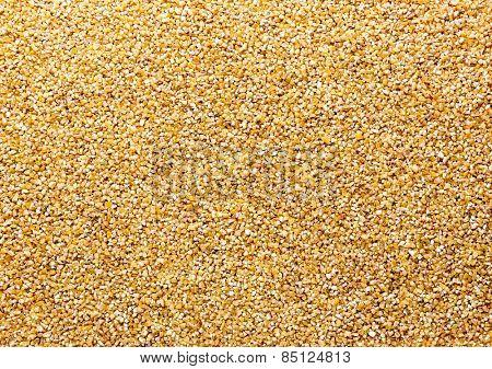 Bulk of corn
