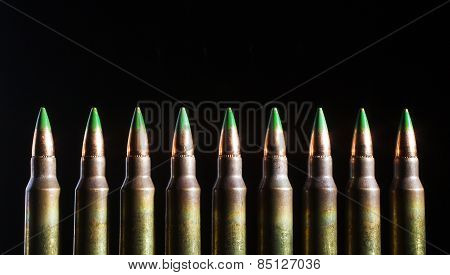 Ammo With Steel Tips