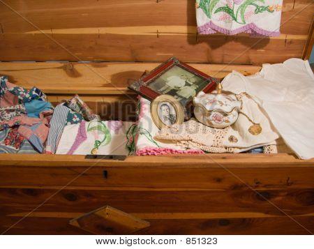 Grandma's Cedar Chest