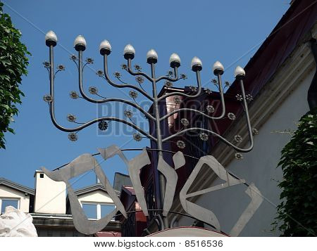 Krakow - the old Jewish district of Kazimierz