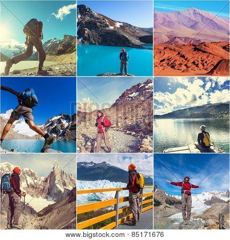 Hike in Patagonia