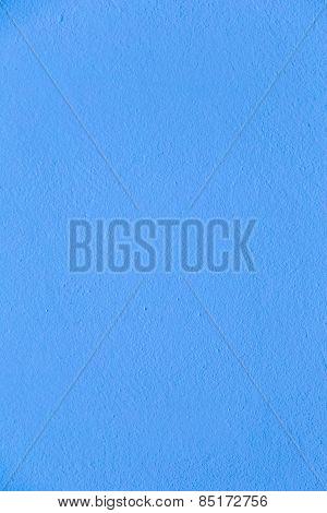 Dark Blue Broken Wall