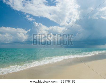 Landscape of Koh Samui island in Thailand