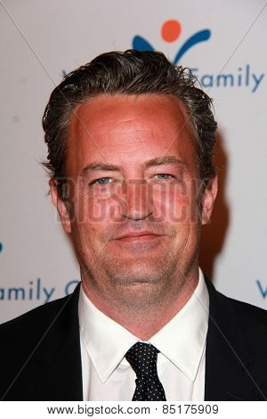 LOS ANGELES - MAR 9:  Matthew Perry at the 2015 Silver Circle Gala at the Beverly Wilshire Hotel on March 9, 2015 in Beverly Hills, CA