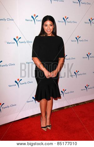 LOS ANGELES - MAR 9:  Gina Rodriguez at the 2015 Silver Circle Gala at the Beverly Wilshire Hotel on March 9, 2015 in Beverly Hills, CA