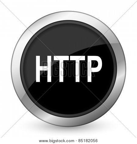 http black icon