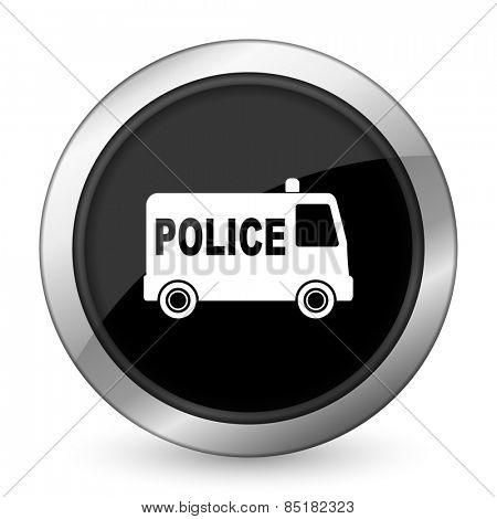 police black icon