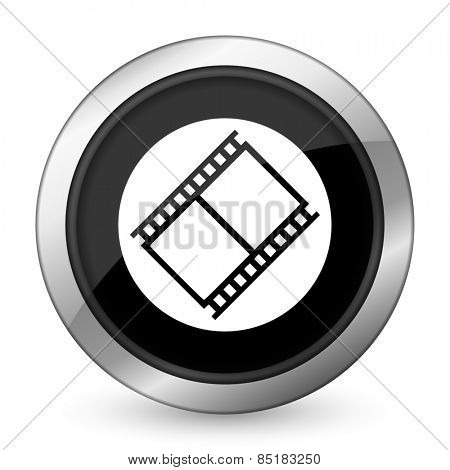 film black icon movie sign cinema symbol