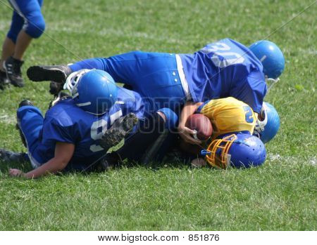Football Tackle 1