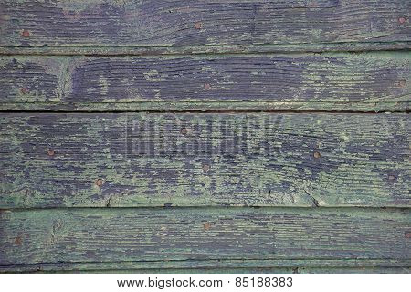 Weathered barn door texture.