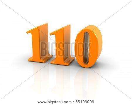Number 110