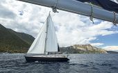 pic of yacht  - Sailing - JPG