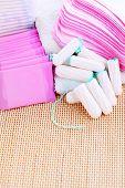 picture of menses  - feminine hygiene  - JPG