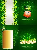 picture of leprechaun hat  - vector set of saint patrick - JPG