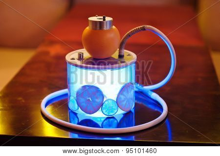 Modern Hookah With Variable Lighting