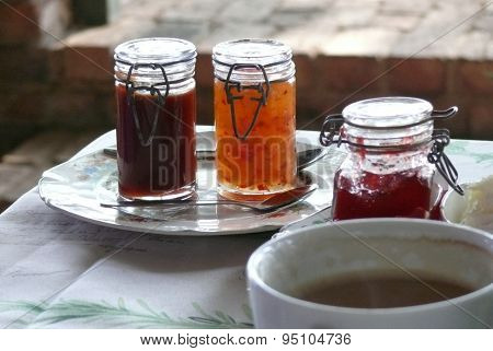 Jams And Marmalade