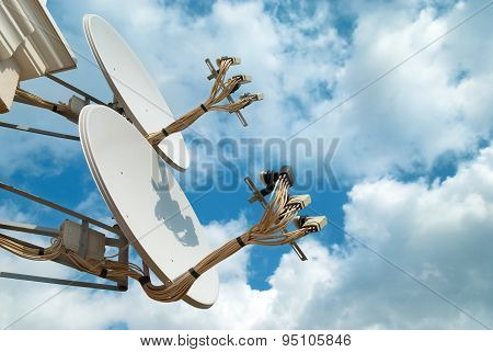 Satellite Antennas
