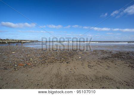 Walberswick Beach, Suffolk, England