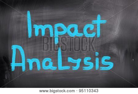 Impact Analysis Concept