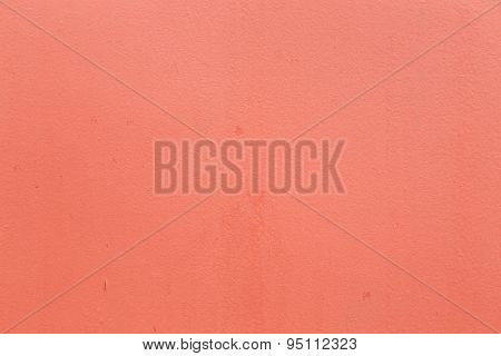 The background of the red wall