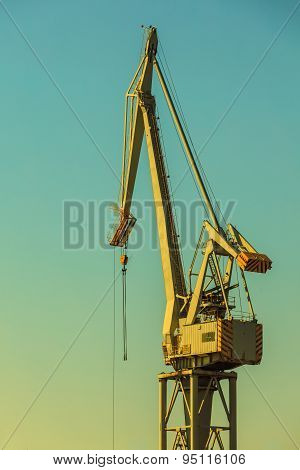 Heavy Load Dockside Cranes