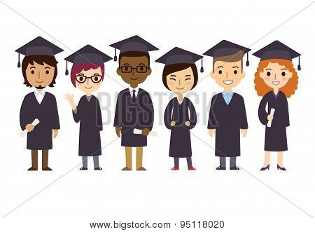 Graduation Students
