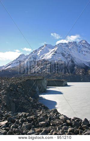 Tasman Glacier & Cliffs