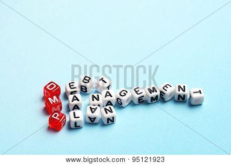 Dmp Debt Management Plan  Dices