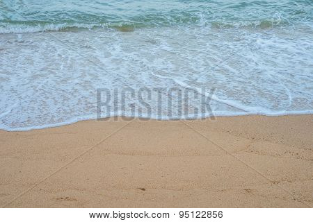 Beaches And Sea