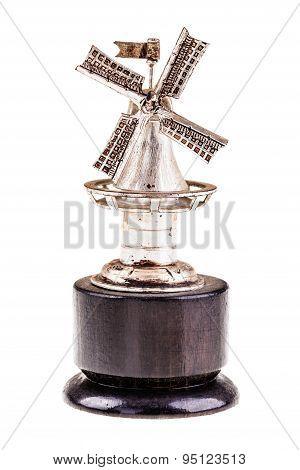 Silver Windmill