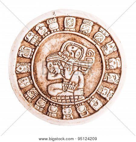 Mayan Stone Coaster