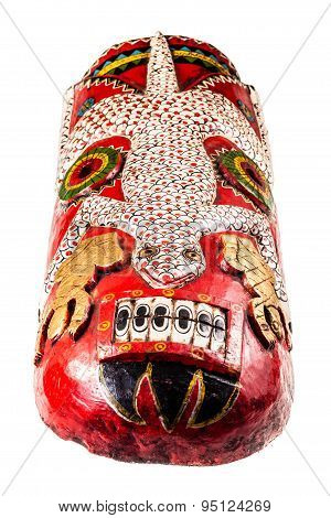 Big Witch Doctor Mask