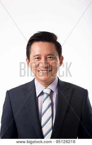 Vietnamese Businessman
