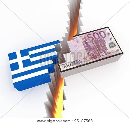 Greece Vs. Euro-zone