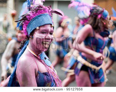 Tropical Carnival In Paris