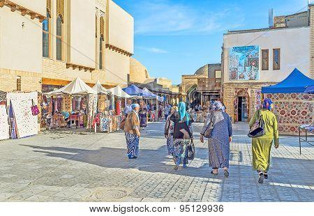 The Tourist Street