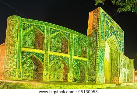 The Evening Bukhara