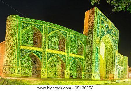 The Evening Bukhara