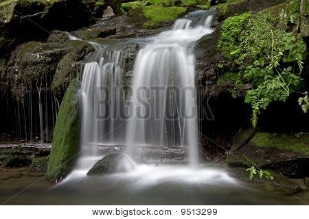 Satina waterfalls