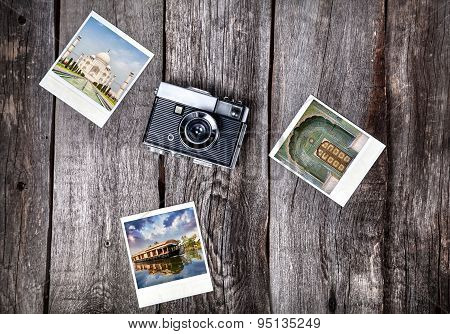 Camera And Photos Of India